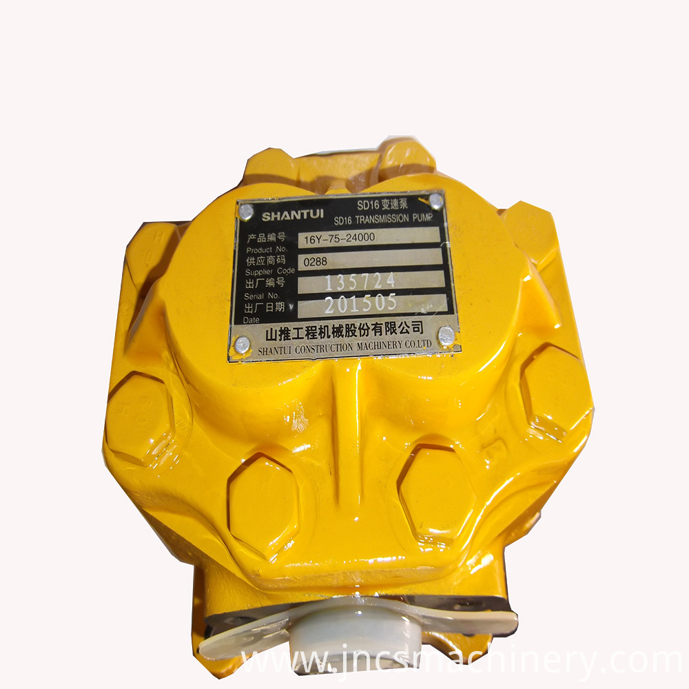 SD16 transmission pump 16Y-75-24000 (5)