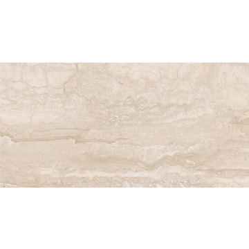 Difference between polished and honed marble carrera tile