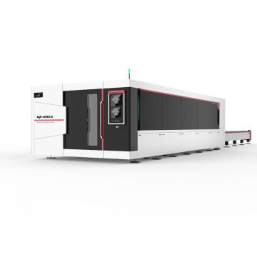 CP fiber laser cutting machine