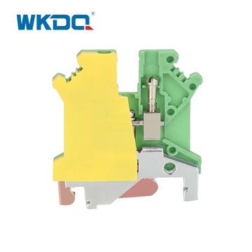 Phoenix DIN Rail Ground Terminal Block