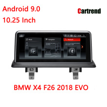 Dashboard per BMW X4 F26 Android