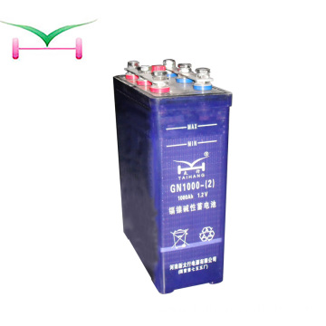 nickel cadmium rechargeable battery 48v1000ah