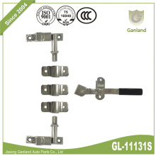 Enclosed Trailer Rod Type Door Lock 3/4 Inch