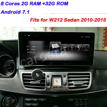 2G RAM W212 08-17 Benz Multimedia Unit