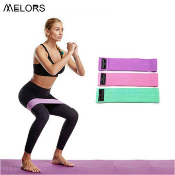 Latex Exercise Bands for Fitness Yoga mat Parts