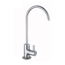 Home kitchen appliance spring spray chrome finish sink faucet