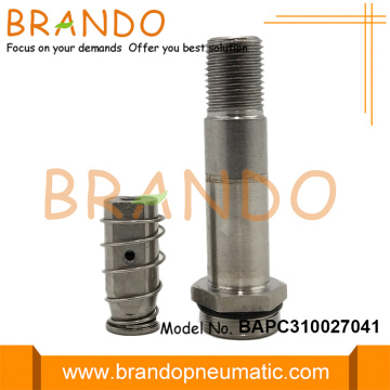 3/2 Way Thread Seat Stainless Steel Armature Assembly