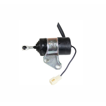 Shut-Off Fuel Solenoid 6670776 for skid steer loader
