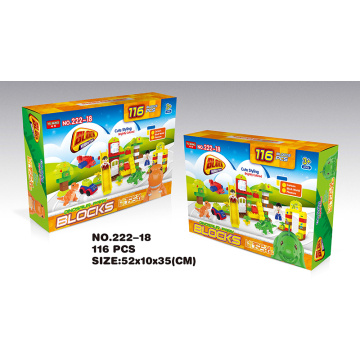Yuming building blocks 116PCS