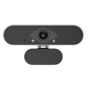 1080P Full HD Webcam with HD Microphone USB Driver Free Web Camera for Live Streaming Video Conference Windows / Android / Linux
