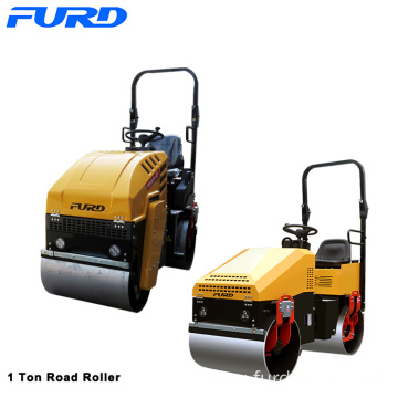 Competitive Price Riding Vibratory Road Compact Roller Machine