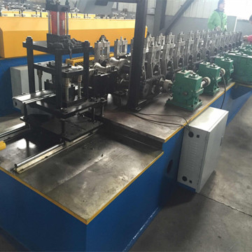 ZT100 Roller shutter door roll forming machine UK