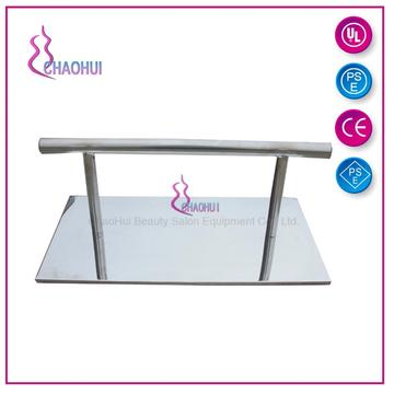 Salon Stainless Steel Footstep
