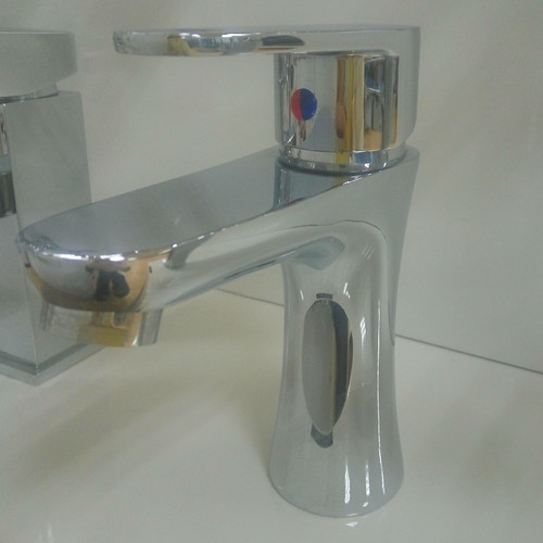 basin faucet single handle