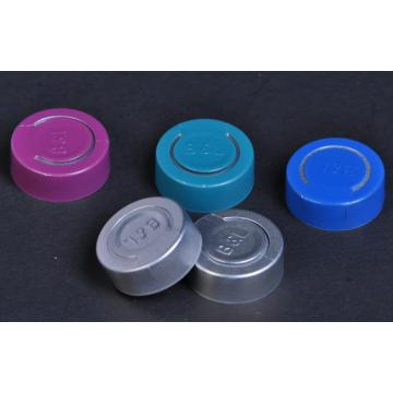 plastic cap for contact lenses