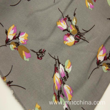 best selling  rayon voile print fabric 45s