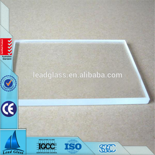 12mm 15mm 19mm Ultra Clear Toughened Glass Price