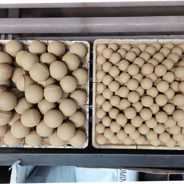 Oxide High Hardness Alumina Grinding Ball Aluminum Ball