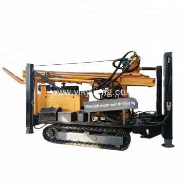 Hydraulic Mining 500m Cheap Water Well Drilling Rig