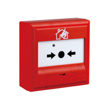 Non-Coding  Fire Alarm Manual Call Point