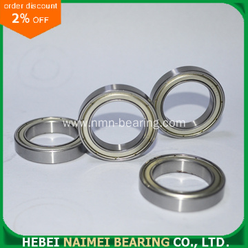 Thin-Section Ball Bearing 6805ZZ