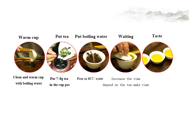 oolong tea-DaHongPao-4