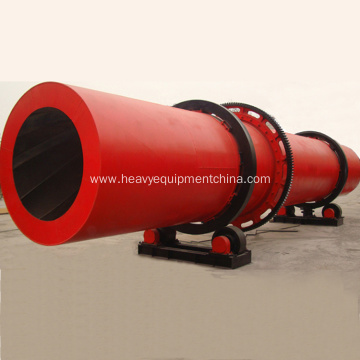 Sawdust Rotary Drum Dryer For Biomass Production Plant