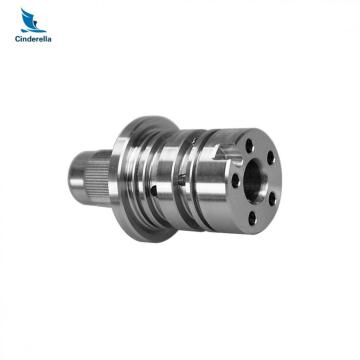 High Speed Railway Machinery Parts CNC Machining