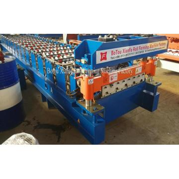 5 Ribs Trapezoidal Steel Roof Roll Forming Machine