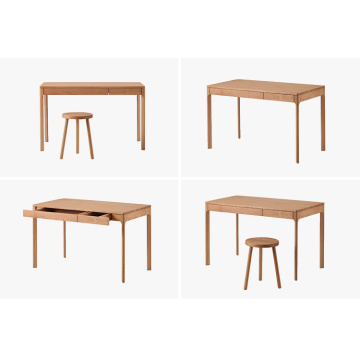 "FAS Oak Wooden ""LEVEL"" Writing Tables"