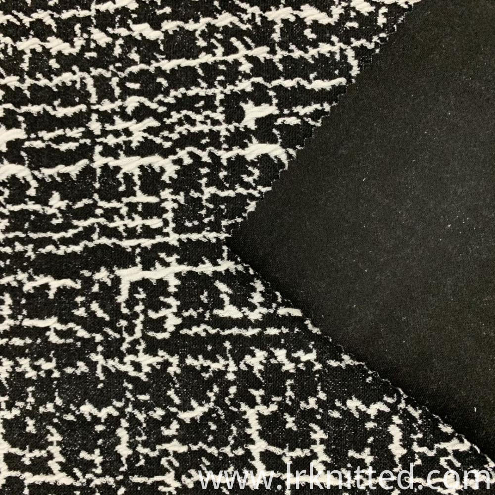 Irregular Jacquard Fabric