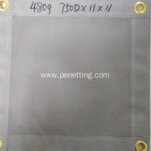 PVC Coated Construction Safety Netting