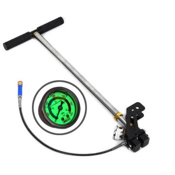 air rifle hand pcp pump 4500 psi