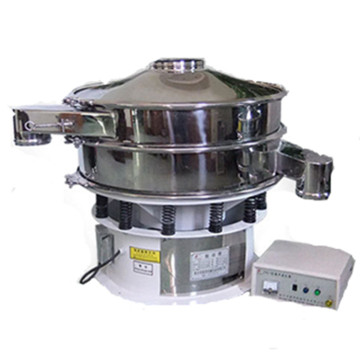 Vibrating sieve 2-decks circle screen equipment