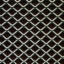 Expanded Stainless Steel Grating