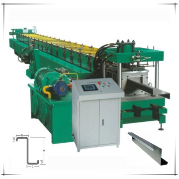 Z Steel Profile for Roof Purlin Making Machine