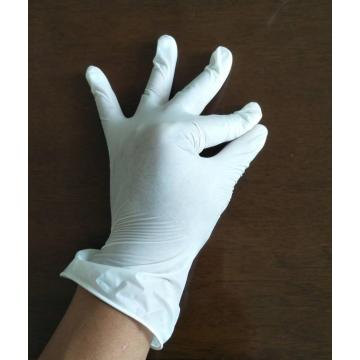 FDA approved vinyl safety gloves for hospital use