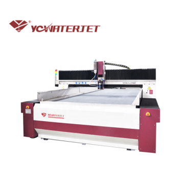 3-axis glass processing water jet cutting machine