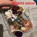 1 Box Real Dried Flower Dry Plant Home Aromatherapy Candle Resin Christmas Party Wedding Decoration Making Craft DIY Accessories