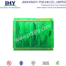Low-Cost Quick Turn Multilayer FR4 PCB Prototype Fabrication