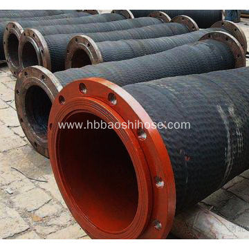Common Steel Flanged Suction Hose