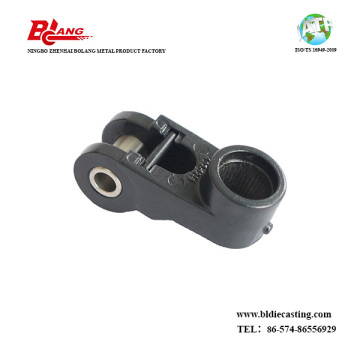 aluminum die casting wiper mount head
