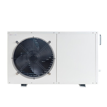 Pool heater and cooler air conditioner trane