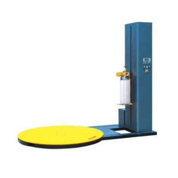 Turntable Pallet Shrink Wrap Machine