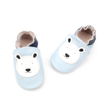 Cute Fancy Baby Soft Leather Shoes