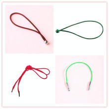2.5mm color elastic string with metal ball