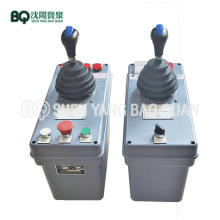 QTA1 Joystick Master Controller for Tower Crane