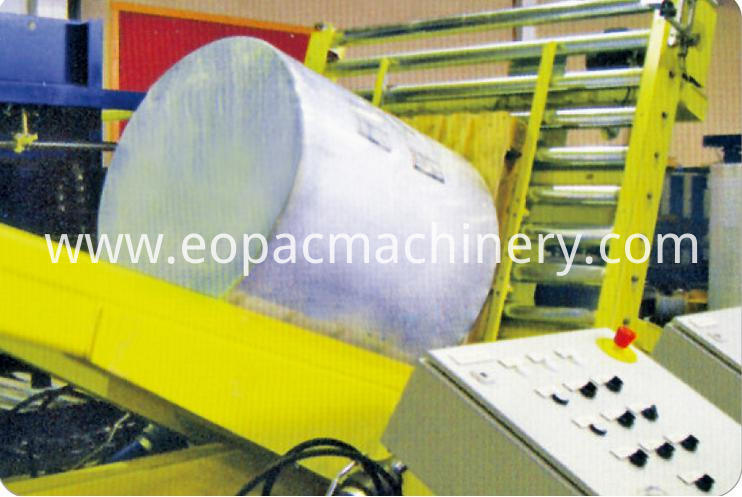 Paper Roll Upender Equipment
