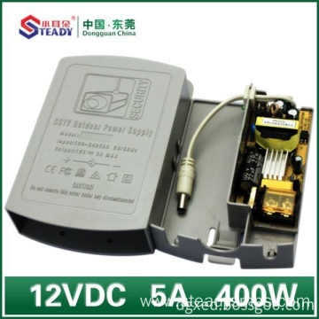 12VDC Outdoor Power Supply