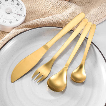 Quality Products stainless Spoons Forks Knives Set